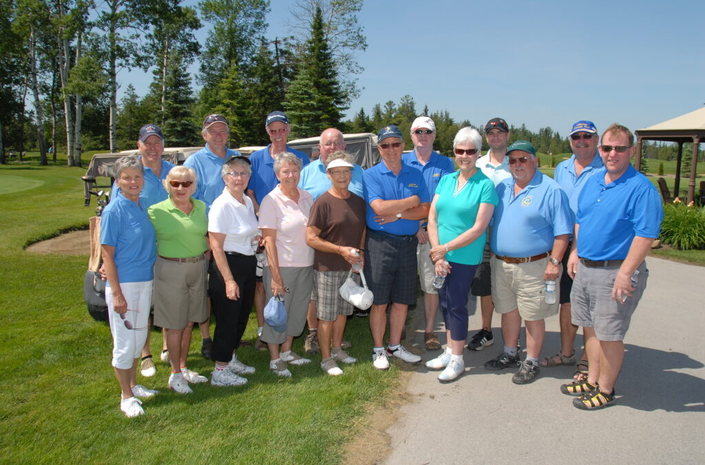 Almonte Civitan Supports AGH Golf Classic